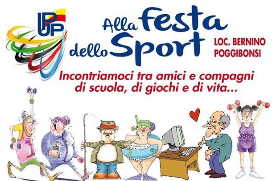 """Festa dello Sport: cena """"noi del 56"""""""