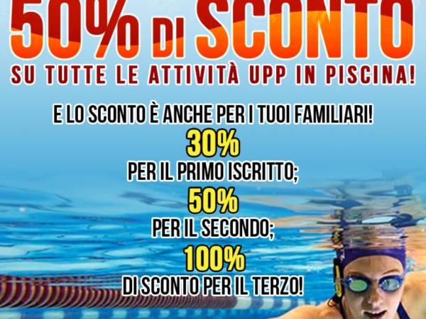 Nuova Stagione 2019-2020 in Piscina