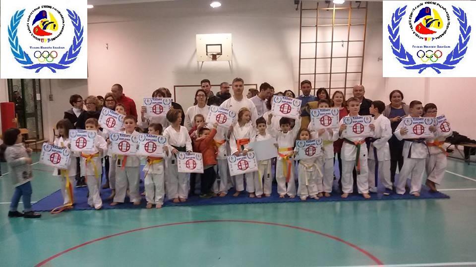 karate: uno sport meraviglioso