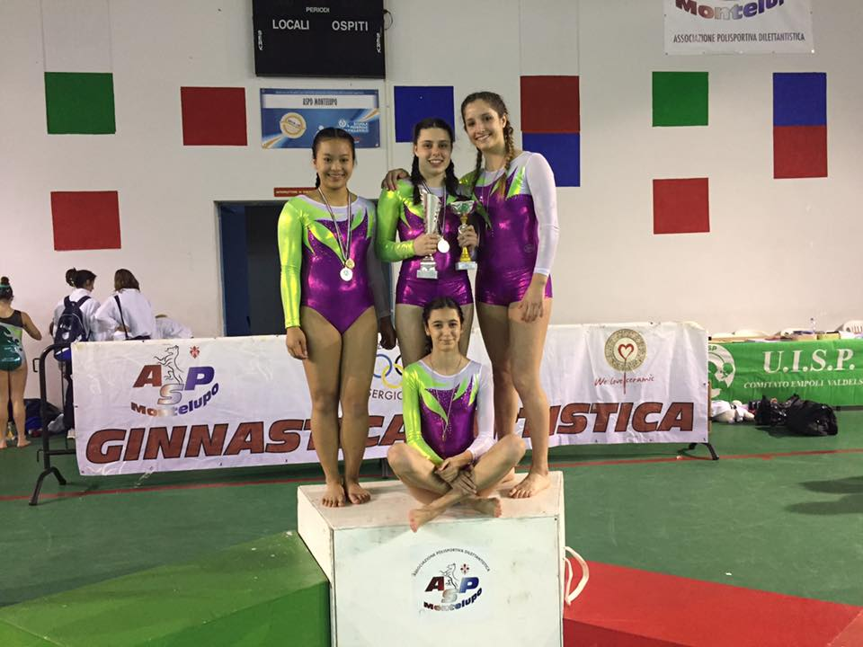 Alessia Bianchi campionessa regionale!