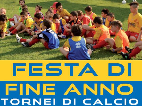 Festa fine anno settore Calcio