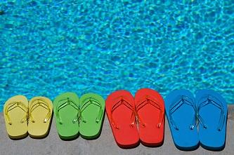 Sta per arrivare la stagione estiva 2018 in piscina