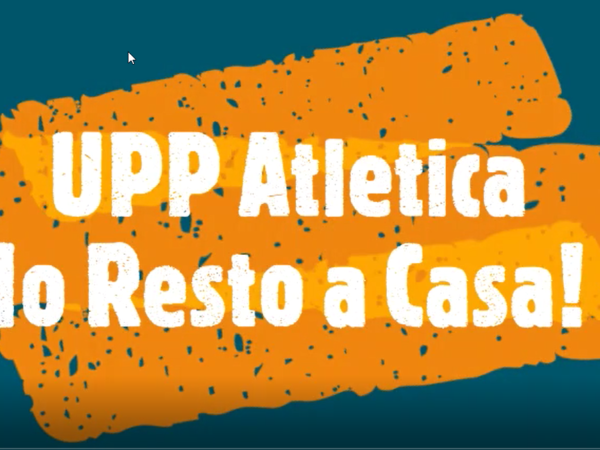 #iorestoacasa by Atletica UPP